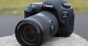 Brand new canon eos mark iv 5d for sale