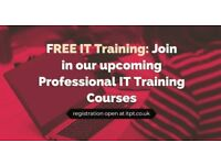 FREE (Fully SAAS funded) Part-Time IT Professional courses starting soon