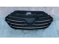 Renault Trafic 2014-2018 front grill with chrome
