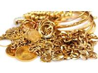 Cash for old gold/silver jewellery