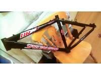 Specialized hardrock pro frame bike