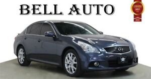 2013 Infiniti G37X S NAVIGATION BACK UP CAMERA