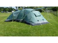 OUTWELL High Quality Family Dome XL - 9 Man Tent -
