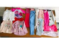 Girls toddlers ages 2-3 years clothes bundle
