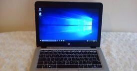RRP £1440 HP EliteBook 820 G3 i7 6th Gen 16GB RAM 256GB SSD 12.5 Inches 2 Years Warranty
