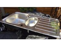Blanco Tipo - 1.5 Bowl - Stainless Steel Sink - New / Unused