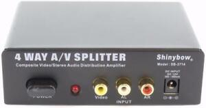 For Sale Audio/Video Splitters from $38.