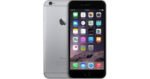 Apple iPhone 6 Plus, 16GB, Space Gray, Telus/Koodo (NEW Warranty Replacement)
