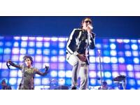 2 x Arcade Fire Tickets - STANDING Wembley Arena 11/4/18