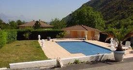 Property with swimming pool near Grenoble (France) for sale