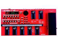 BOSS GT-6B bass Effect processor