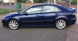 MAZDA 6 2.0 Tamura 5dr A Very Nice Car Fully Warranted (blue) 2007