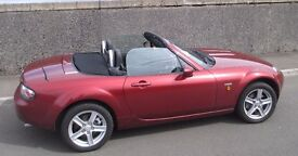 Mazda Mx5 Special Edition 1.8i Icon (2007) in excellent condition