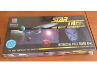 BRAND NEW - Retro Interactive Board Game which contains a VHS cassette.