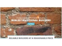 Burles Traditional Building Services - Extensions, Conversions, Restoration, Stone Masonry, Roofing