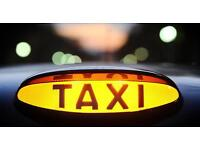 Glasgow taxi licence
