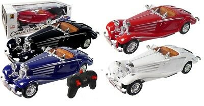 Toys for Boys 4 5 6 7 8 9 10 11 12 Year Old Kids RC 1:20 Vintage Car Bday Gift  - Toys For 10 Year Old Boys