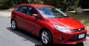 2012 Ford Focus Hatchback Braddon North Canberra Preview
