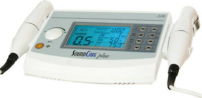 Roscoe Medical Soundcare Plus Pro Ultrasound Device W 1cm 5cm Head Dq9275 New