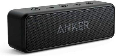 Enceinte portable Bluetooth Anker SoundCore 2 - Etanche IPX7 - 24h autonomie