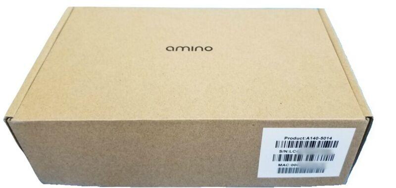Amino Communications A140-5014 Decoder, Amino A140 IP-Set-Top Box