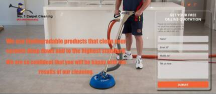 Professional Carpet Steam Cleaning and End of Lease Cleaning