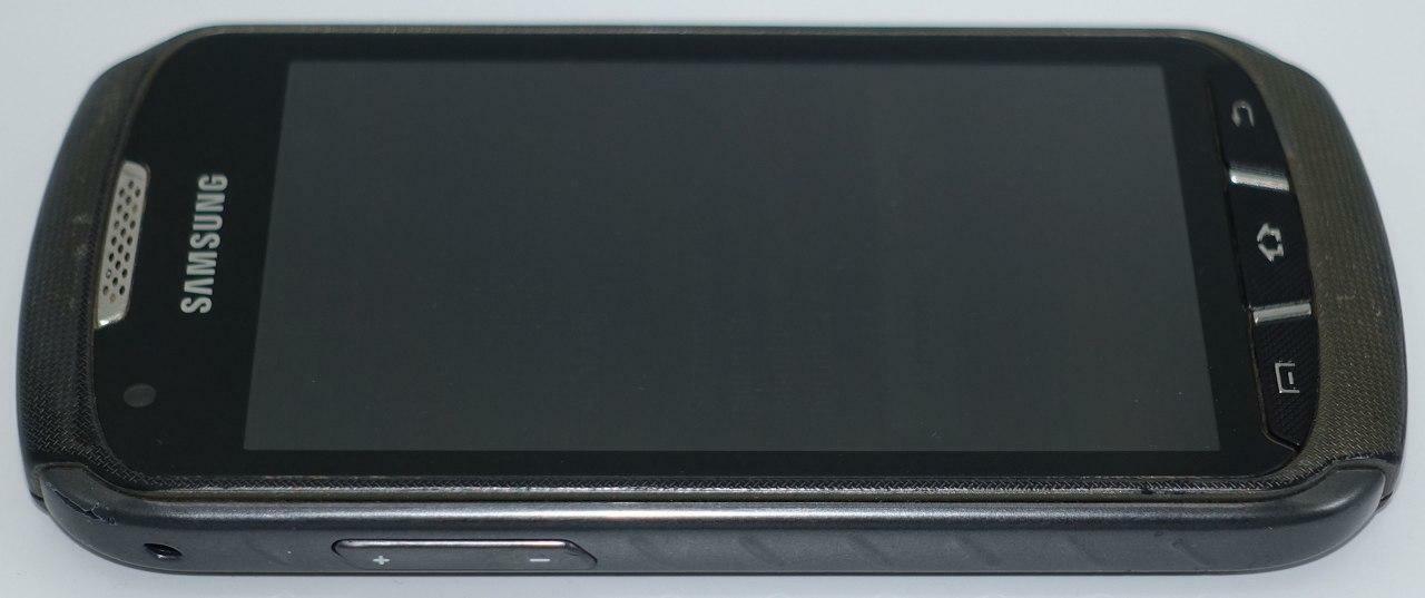 "Samsung GT-S7710 Galaxy Xcover 2 Smartphone Handy 4"" Touchscreen ohne Simlock"