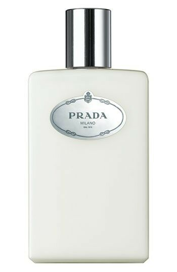Prada Infusion d'Iris LOTION 3.4 oz. + FREE GIFT with purchase