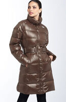 BRAND NEW AUTHENTIC LADIES NORTH FACE BROWN CAROLINE COAT SIZE M