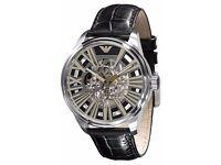 Brand New Emporio Armani Automatic Watch AR4629