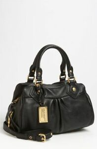 Marc by Marc Jacobs Classic Q Baby Groovee in Black and Gold