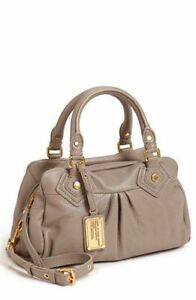 MARC BY MARC JACOBS 'Classic Q - Baby Groovee' Leather Satchel