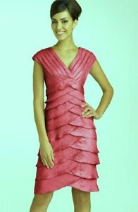 Adrianna Pappel Shutter Pleat Dress ... Size 14