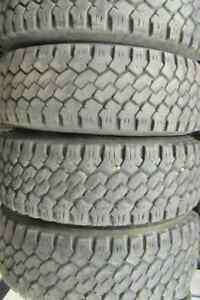 Used Tires. LT275+70+18 INCH $900/4 TIRES (((85-95%TREAD)))