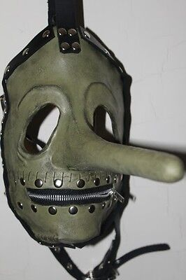 Slipknot Chris Mask (Slipknot Chris Fehn replica mask costume prop  sublime1327  HALLOWEEN)