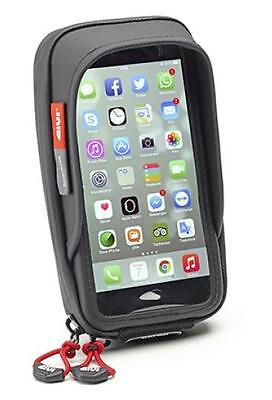 Givi GPS + Smartphone Pouch I-Phone 6 plus, Galaxy S6, Note 4 with Bracket S957B