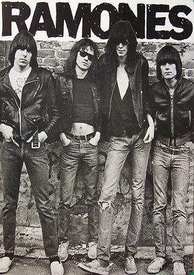 "Ramones 1st Album Cover Poster UK Import  23.5"" x 33"""