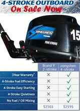 New Outboard Motors 3 Year Warranty Finance Available Brisbane City Brisbane North West Preview