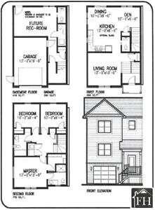 New Semi-detached in Twin Brooks - Middle Sackville