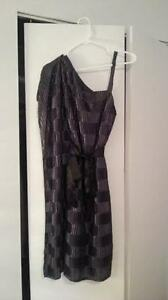 BCBG Evening Dress & shoes