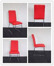 【Brand New】 PU Leather Dining Chair with Steel Legs Nunawading Whitehorse Area Preview