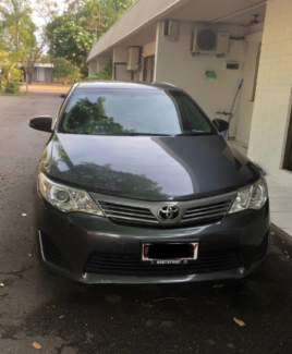 2013 Toyota Camry Altise. Low Kms and one owner