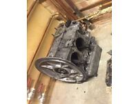 Air cooled VW Volkswagen Type 2 1600 engine block aircooled