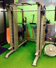 Strength & power cage (with smith machine) Brisbane Region Preview