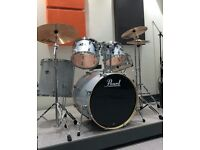 Pearl Export Drum Kit *Great Condition*