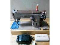 Sewing machine sale.. Vintage singers , 201's, 99's, 27's and 306. Industrial heads. Spares.