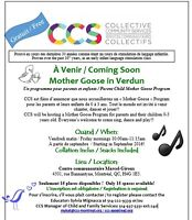 Parent Child Mother Goose Program in Verdun