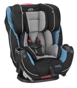 BNIB: Evenflo Symphony Convertible 3-in-1 Car Seat-Capri Breeze