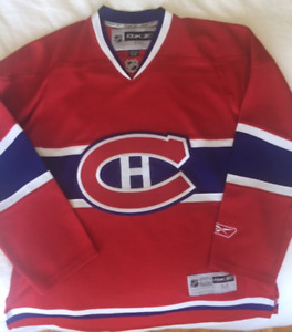 Chandails Jersey Canadiens Reebok CCM