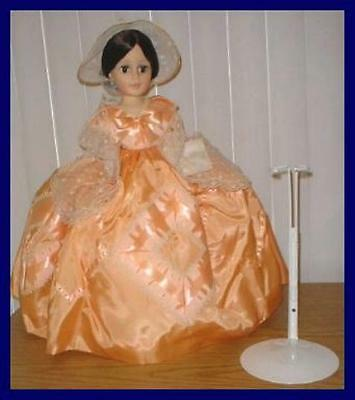 "Kasier 3001 Doll Stand for MA 21"" Portrait & 20"" Vintage Cissy"